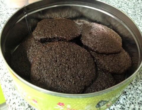 Galletas de Chocolate y Quinoa