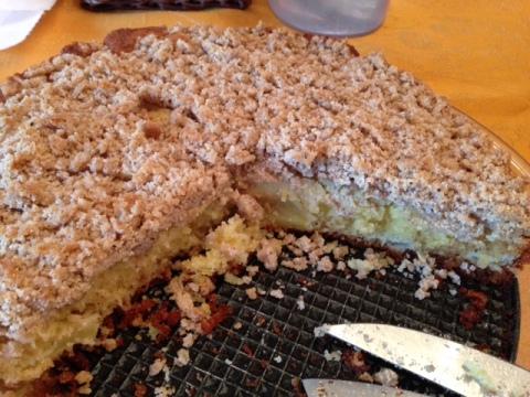 Pastel de manzana 1