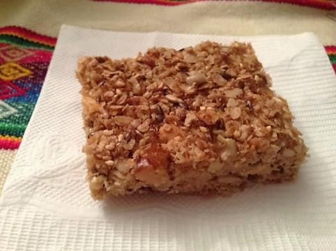 Barra de granola 1