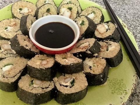 Sushi quinoa 1