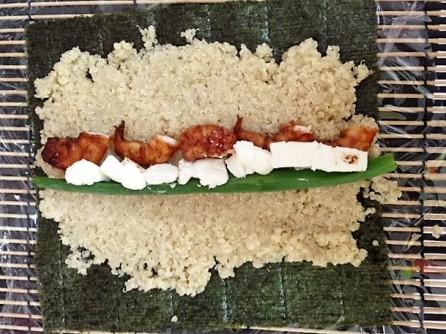 Sushi quinoa 2