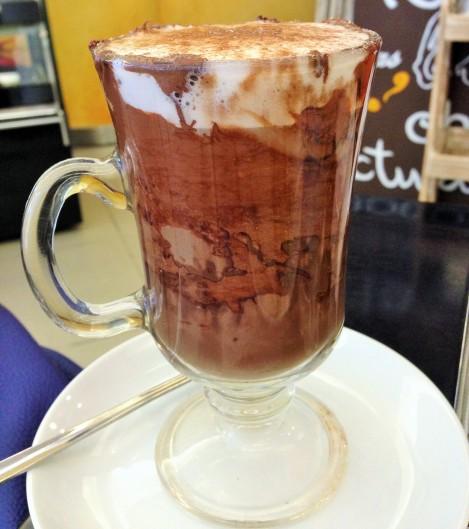 Café cortado con nutella.JPG