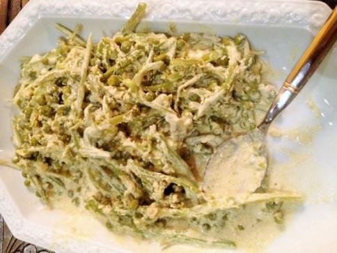 casserole-de-porotos-verdes-y-arvejas